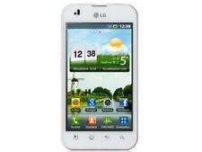 LG P970 Optimus Smartphone weiß - AKZEPTABEL
