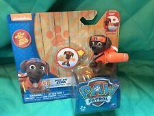 Paw Patrol Hero Series Pup-Fu Zuma Figure