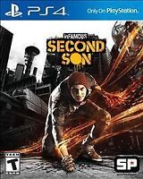 inFamous: Second Son Limited Edition (Sony PlayStation 4, 2014)