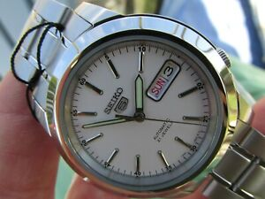 Superb Seiko Automatic SNKE49K1 Brand NEW with tag and box