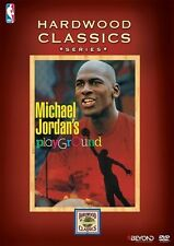 NBA Hardwood Classics - Michael Jordan's Playground (DVD, 2015)