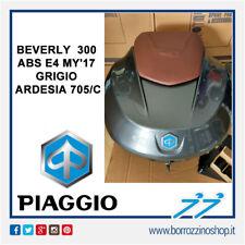 BAULETTO ORIGINALE PIAGGIO BEVERLY 300 ABS E4 MY 17 GRIGIO ARDESIA 705/C 36lt