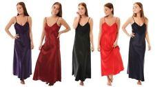 Full Length Satin Everyday Lingerie & Nightwear for Women