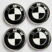 4x for BMW E39 E46 E60 Wheel Center Cap Emblem Cover Logo Badge 68MM 36136783536