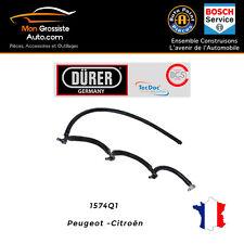 Kit rampe de retour injecteurs 1.4 HDI Peugeot Citroen DURER OE : 1574Q1