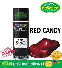 CANDY RED SPRAY PAINT APPLE RUBY DNA TOUCH UP MOTORCYCLE MET FORD HONDA WHEELS