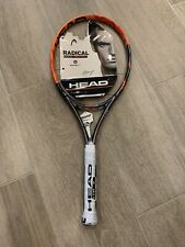New Head Graphene XT Radical Lite Grip 4 0/8""