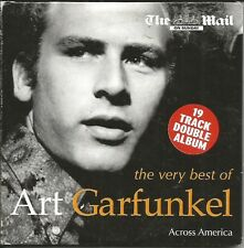 ART GARFUNKEL - THE VERY BEST OF - DISC 1 OF 2 - MAIL ON  SUNDAY PROMO CD