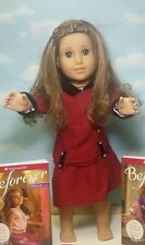 American Girl Rebecca  with dress, coat  (5)