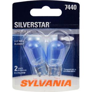 Turn Signal Light  Sylvania  7440ST.BP2