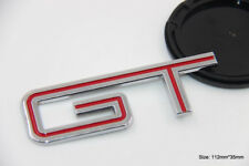 B241 GT Power Emblem Badge auto aufkleber metall Seite car Sticker