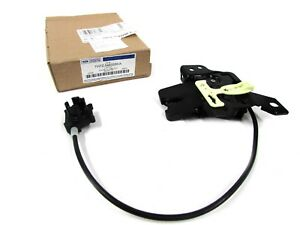 OEM NEW Rear Trunk Deck Lid Lock Latch Release Handle Cable Ford 7W7Z-5443200-A