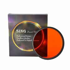 40.5mm Full Color Lens Filter For 40.5 lens Red Green Purple Orange Yellow Blue