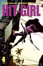 HIT-GIRL #4 COVER C SCALERA  IMAGE NM