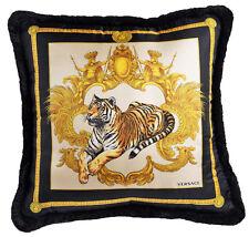 """VERSACE Tiger Medusa Pillow - 17.7"""" -"""