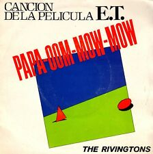 "THE RIVINGTONS PAPA-OOM-MOW-MOW ‎7"" VINILO RARE EMI ARCHIVES E.T."