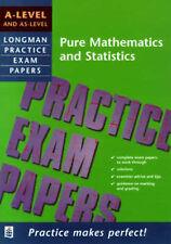 A-level Pure Mathematics and Statistics (Longman Practice Exam Papers), Kenwood,