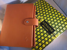 OEM Ferrari Owner's Manual Schedoni Leather Pouch 550 575 458 599 430 355 360
