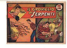 Collana Juventus n 69 del 1947 - Gim Toro