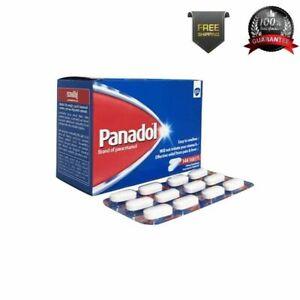 Paracetamol 500mg( Panadol )Tablet Box of 144 Tablets. Pain Relief Tablet Ceylon