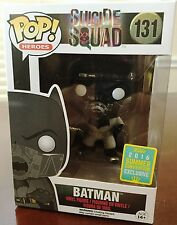 Funko Pop! SDCC 2016 Summer Convention Suicide Squad Underwater Batman #131