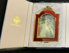 Faberge Alexander Palace Picture Frame