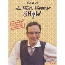 DIE KURT KRÖMER SHOW - BEST OF 3 DVD NEU