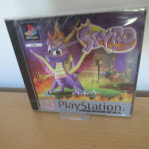 Spyro The Dragon Platinum  Sony PlayStation 1, pal version