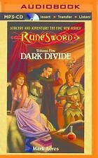 RuneSword: Dark Divide 5 by Mark Acres (2015, MP3 CD, Unabridged)