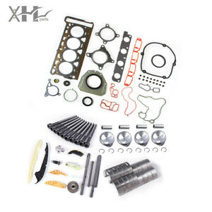 Engine Overhaul Repair Set For VW Golf MK6 Passat CC Audi A3 A5 TT  1.8T