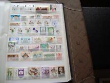 MONDE - 46 stamps n stamp