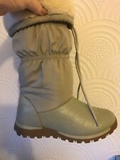 TRESPASS LADIES/GIRLS OLAF SNOW BOOTS - New - Size 4