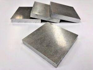 Aluminium Carré Plaque 70MM X 5MM Billet Barre Ingénierie Modélisme Mil
