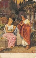 B27487 Art Peintures & Tableaux Vinicius and Ligia