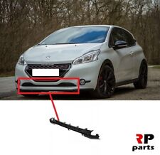 Drivers Side Front Bumper Grill Outer Section Right O//S  2015 On Peugeot 208