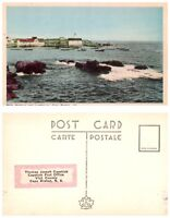 CANADA Postcard - Nova Scotia, Cape Breton, Neils Harbour & Lighthouse (B23)