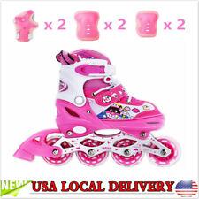 Inline Skates Rollerblades Adult Kids Outdoor Roller Children Tracer Best Gifts#