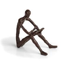 DANY-ZD14010-Danya B Leisure Reading Bronze Sculpture
