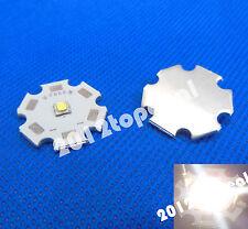 1PCS Cree XLamp XPG2 XP-G2 Nature White 4000K LED Light 1W~5W on 20mm Star base