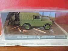 JAMES BOND COLLECTION ISSUE 45 - LAND ROVER SERIES III - THE LIVING DAYLIGHTS