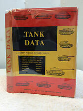 TANK DATA -1970 - Military History - Illustrated