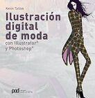 ILUSTRACION DIGITAL DE MODA. NUEVO. Nacional URGENTE/Internac. económico
