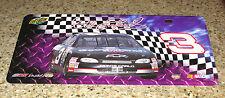 VINTAGE DALE EARNHARDT #3 GOODWRENCH SERVICE PLUS NASCAR METAL LICENSE PLATE