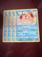 Pokemon TCG Krabby Playset