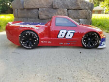 6900-Carrozzeria Body GT2 Race Truck F150 1/8 Scala GT2 360mm  RC car + SPOILER