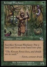MTG 4x KROSAN WAYFARER - Judgment *Druid Land in Play*
