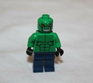 Lego DC Comics Super Heroes Killer Croc Minifigure