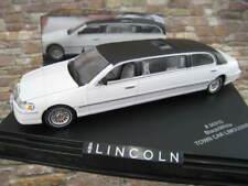 Lincoln Town Car Stretch Limousine  in schwarz/weiss  Vitesse  1:43  OVP  NEU