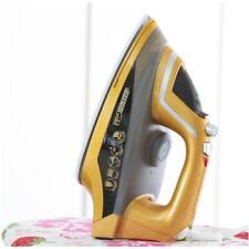 MEDIASHOPPING Stira Gold HM497031 Ferro da Stiro a Vapore Portenza 2200 Watt Col