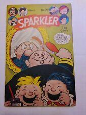 Sparkler #77 x